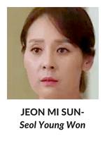 Great Seducer- Jeon mi sun- mère de Tae Hee