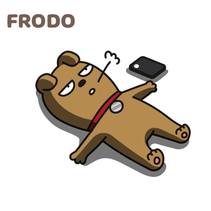 Frodo kakao friends