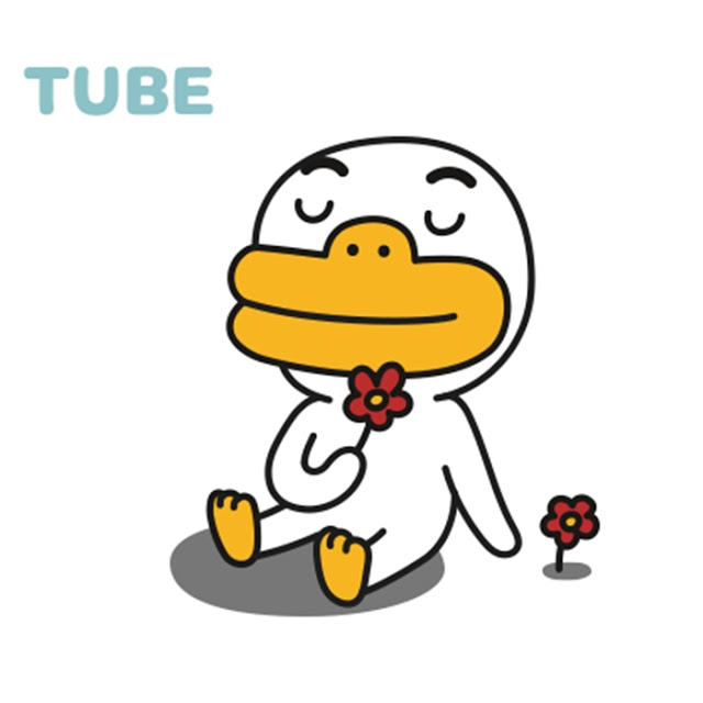 Tube kakao friends