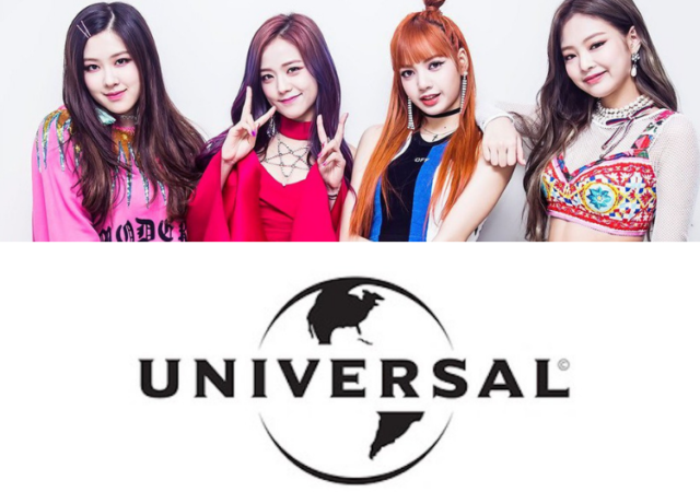 BlackPink - Universal Music Group- Interscope Records - YG Entertainment