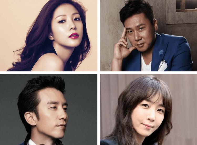 BoA - Lee Sang Min - Yoo Hee Yeol - Kim Eana