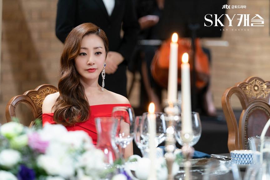 SKY Castle- Jin Jin Hee