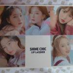 Shine Chic Lip Lacquer