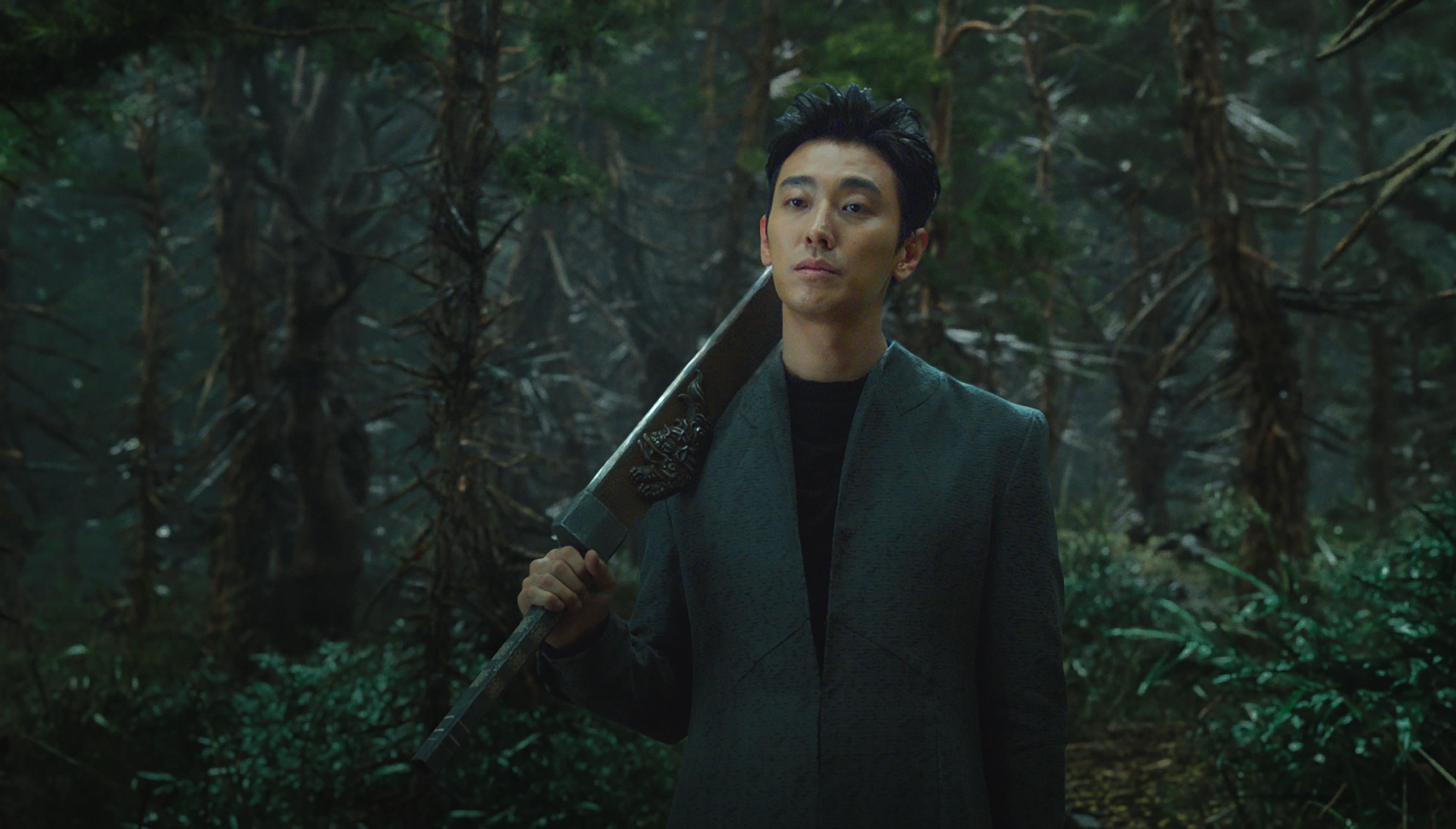 Ju Ji Hoon - Along with the gods