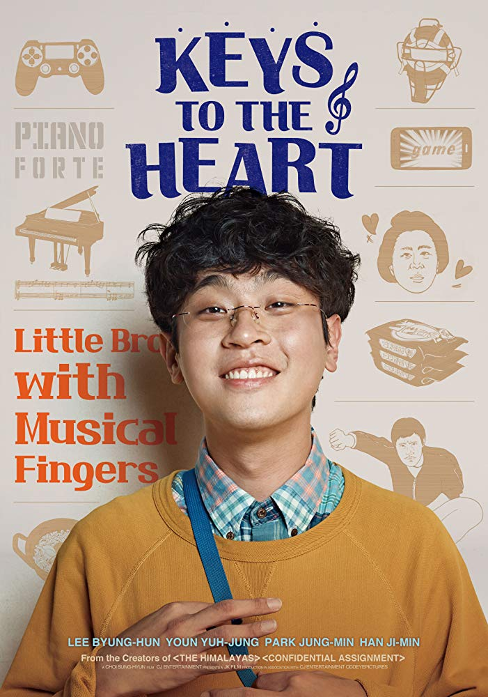 Park Jung Min - Keys to the Heart