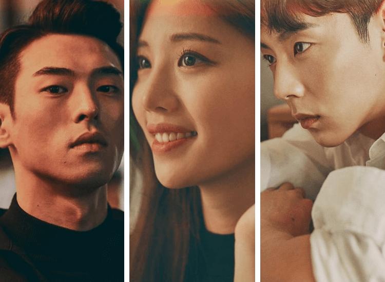 Somebody - Mnet - danse & romance