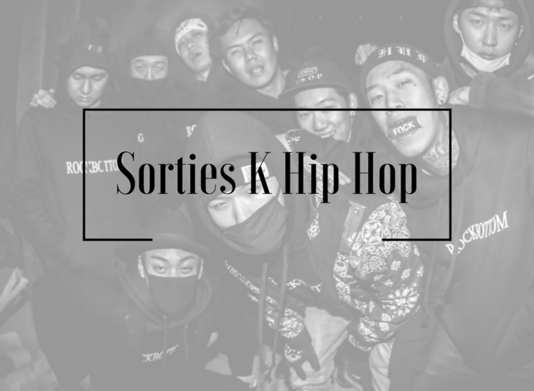 Sorties K-hip hop - 04112018 - BOYCOLD