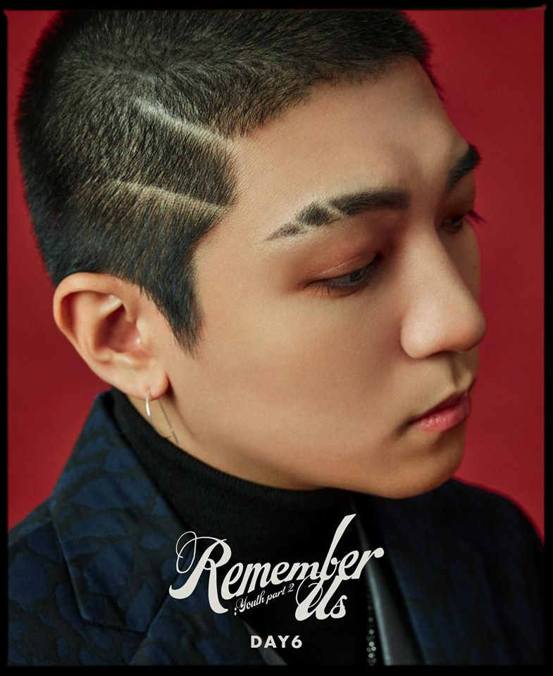DAY6 Remember Us, days gone by Sung Jin photo teaser 1