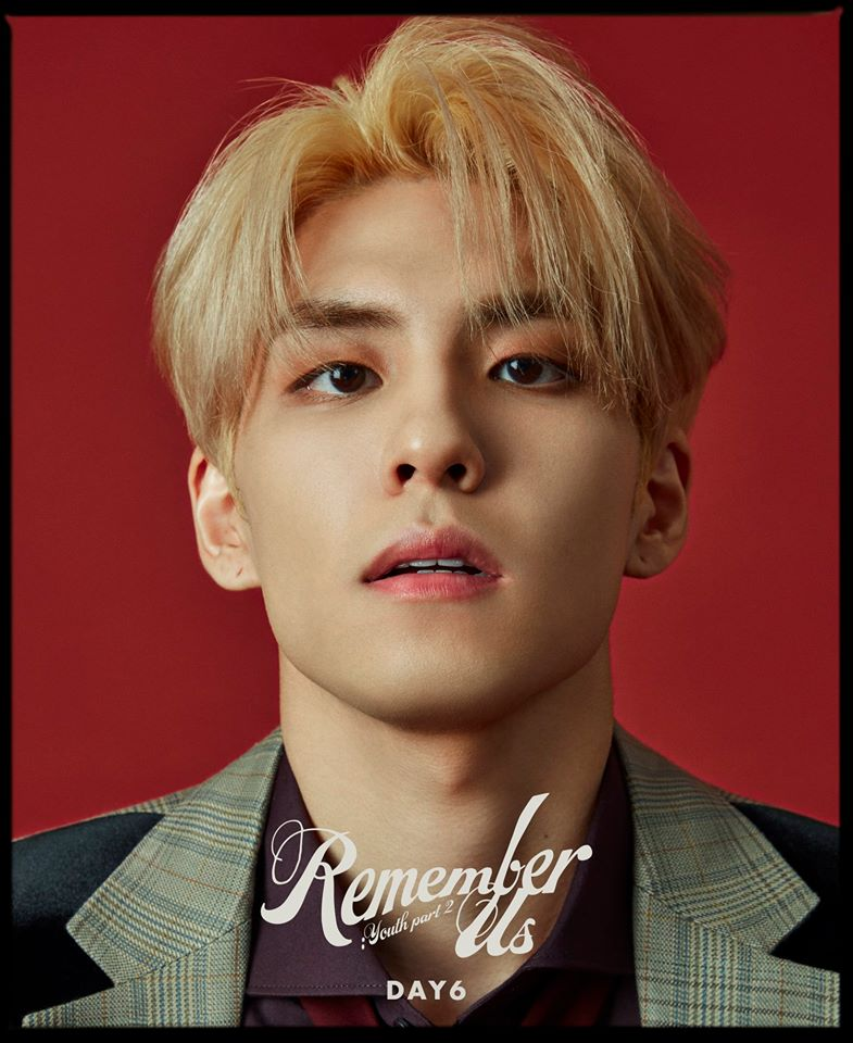 DAY6 Remember Us, days gone by Won Pil photo teaser 1