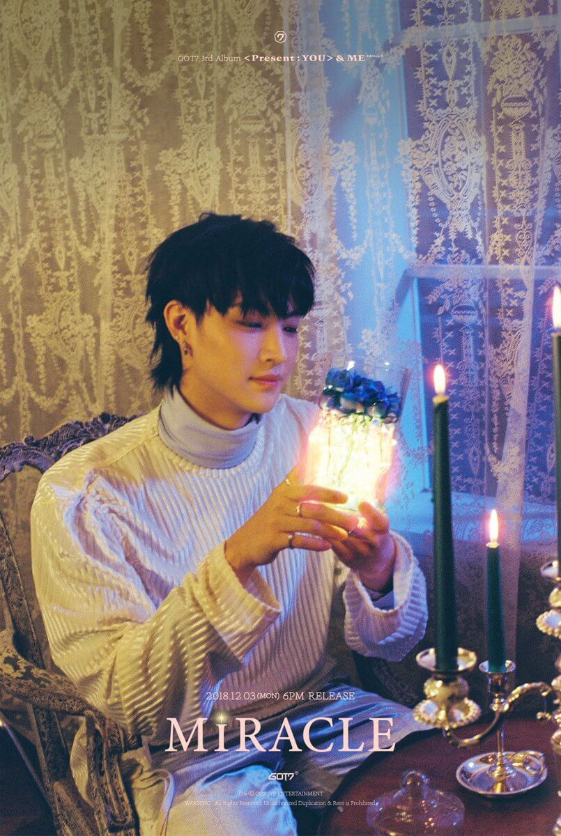GOT7 Miracle JB
