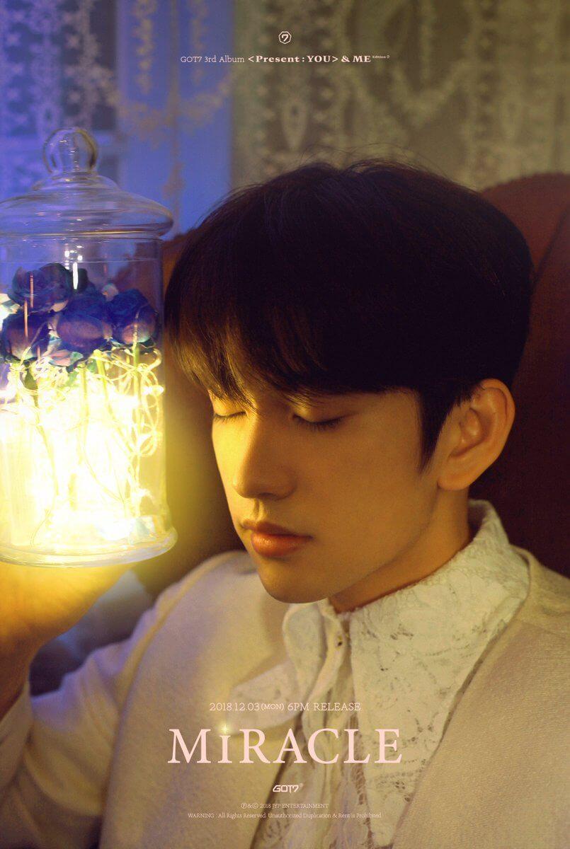 GOT7 Miracle Jinyoung