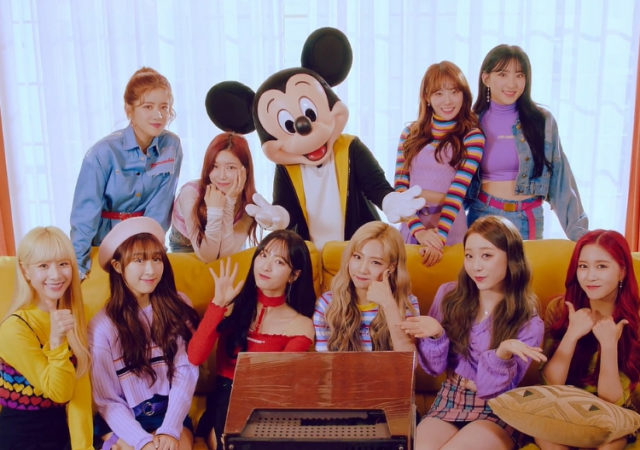 Mickey & WJSN - It's A Good Time