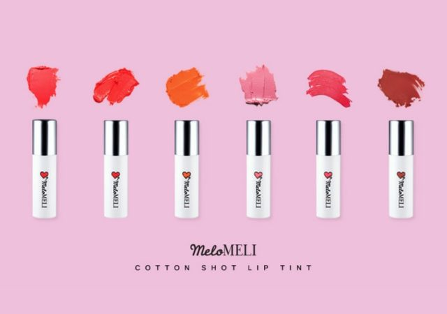 Cotton lip tint meloMELI