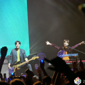 DAY6 Paris Live report Youth Young K Won Pil ©K.Owls