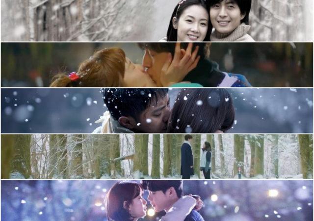 TOP 10 Les meilleures scènes de romance hivernale