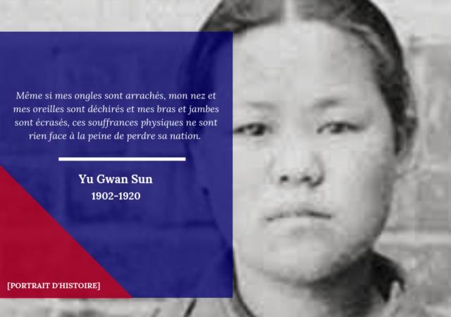 Yu Gwan Sun