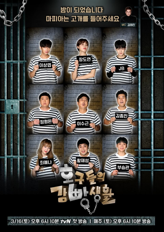 prison life of fools affiche promotionnelle