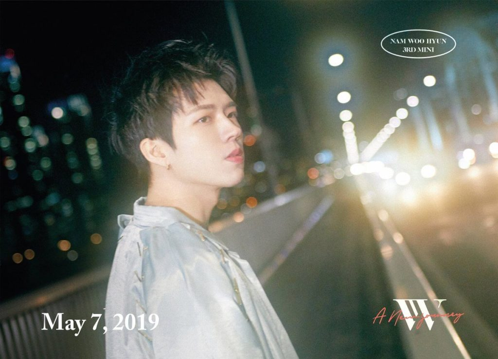 nam woo hyun hold on me