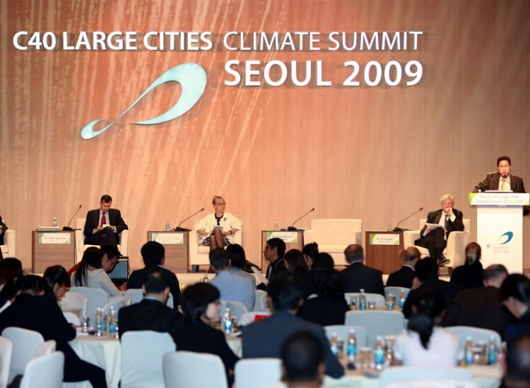 [Il y a 10 ans en Corée du Sud] Troisième sommet du C40 à Séoul