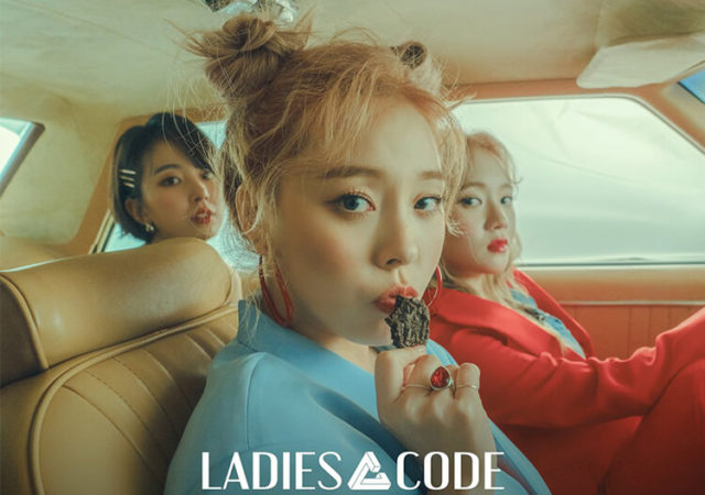 Ladies' Code Feedback