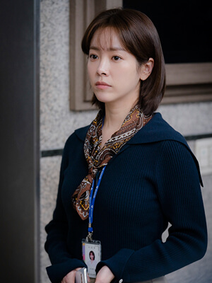 One Spring Night - Han Ji Min