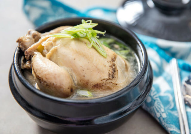 Shall We Chicken - samgyetang