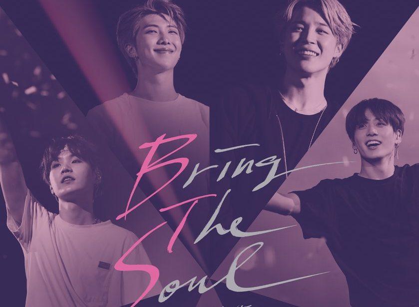 Bring The soul affiche BTS