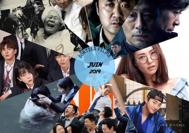 Sorties films Juin 2019