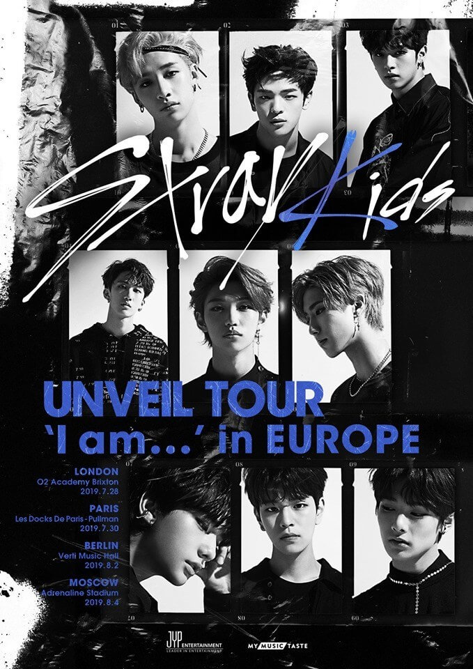 Unveil Tour