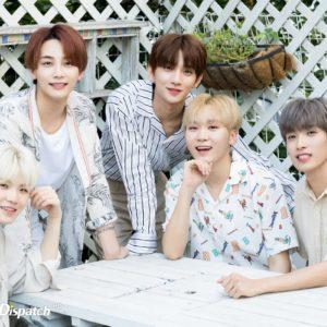 Seventeen-VocalTeam : Woozi, Jeong Han, Joshua, Seung Kwan, DK