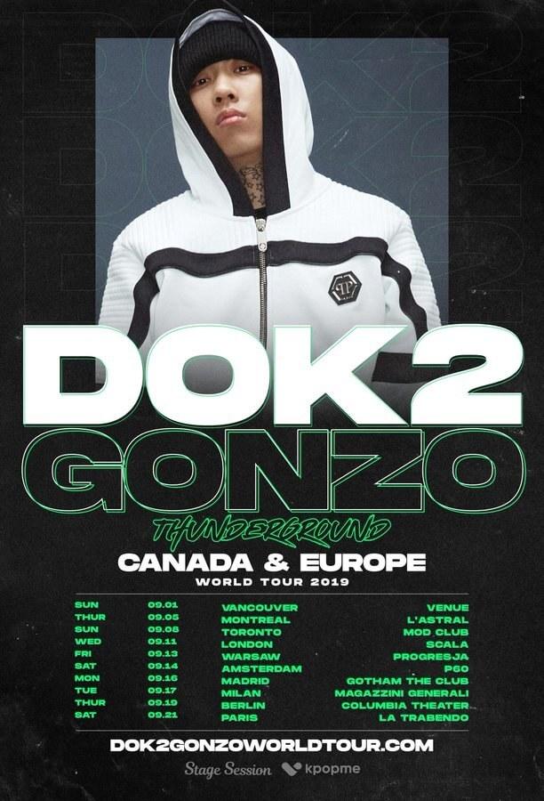 DOK2 concert paris THUNDERGROUND