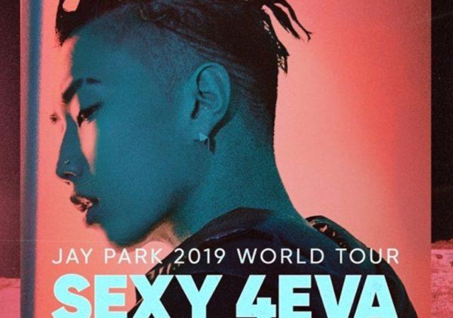 Jay Park - Sexy 4 Eva - paris