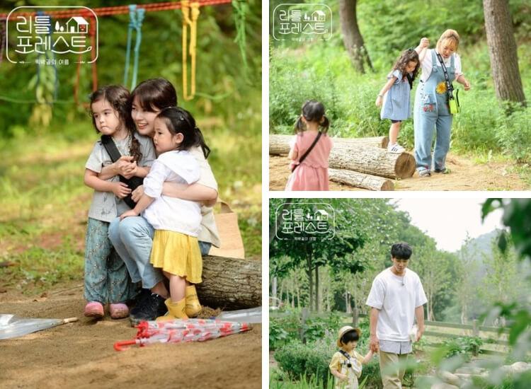 Little Forest Lee Seung Gi Park Narae Jung So Min Lee Seo Jin