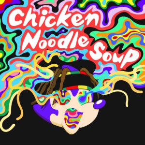 Chicken Noodle Soup j-hope Becky G