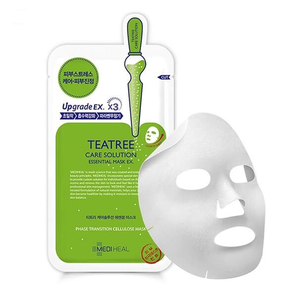Masque Teatree kbeauty petit prix