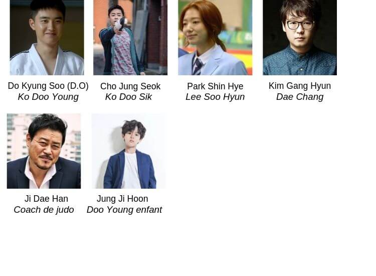 My Annoying Brother Casting