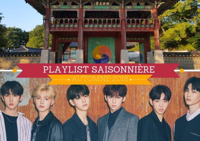 playlist automne version 2019