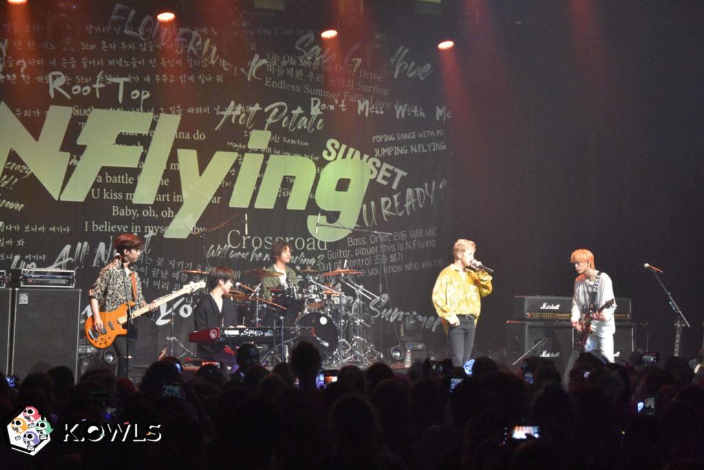K.Owls N.Flying live report