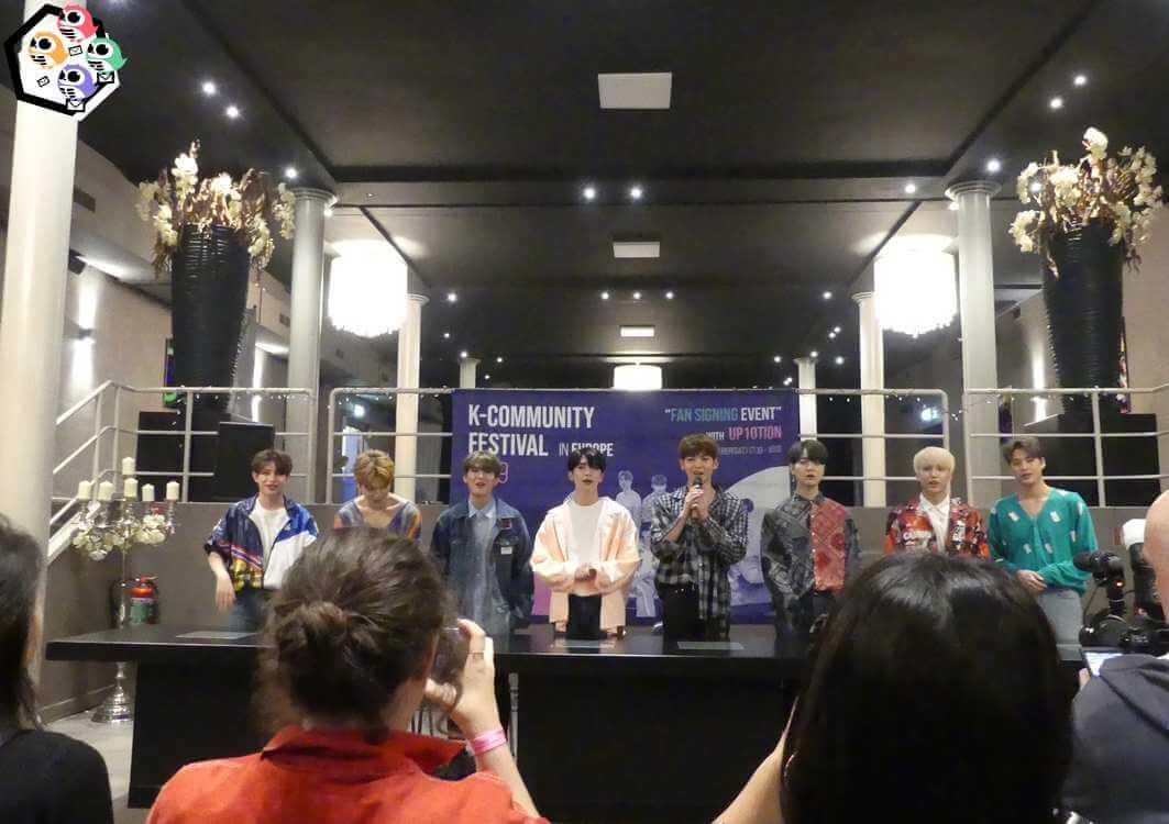 K Community Festival Concert et Presse