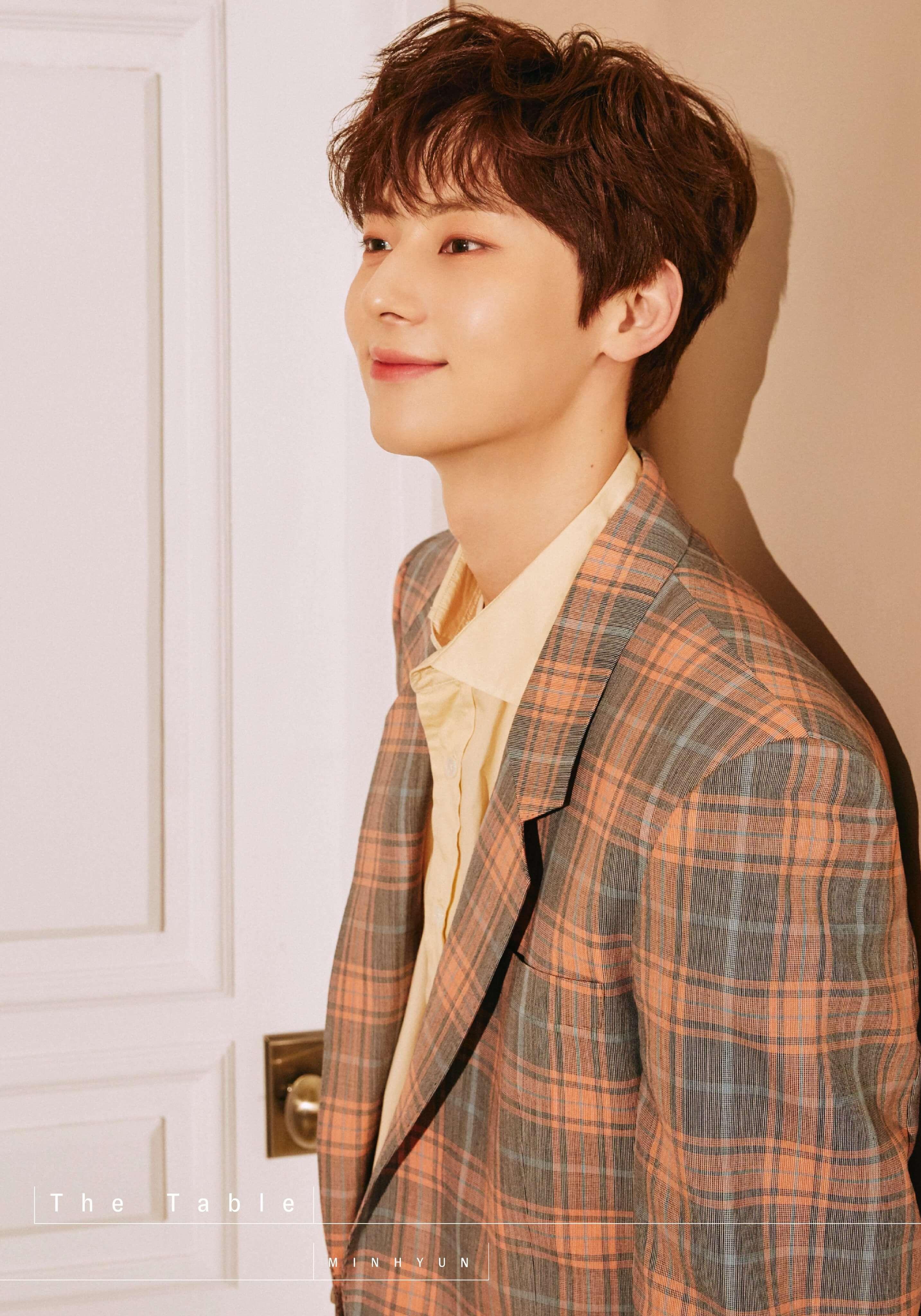 Min Hyun The Table Teaser 2