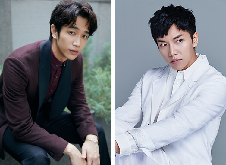 Twogether Lee Seung Gi Jasper Liu