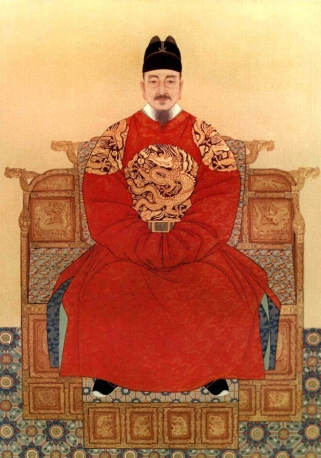 Coiffures des hommes : l'ikseongwan.
