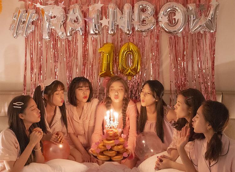 Rainbow 10 ans