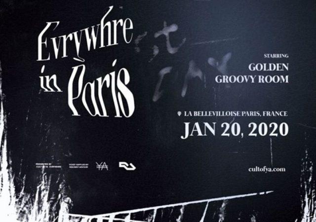 Evrywhre in Paris