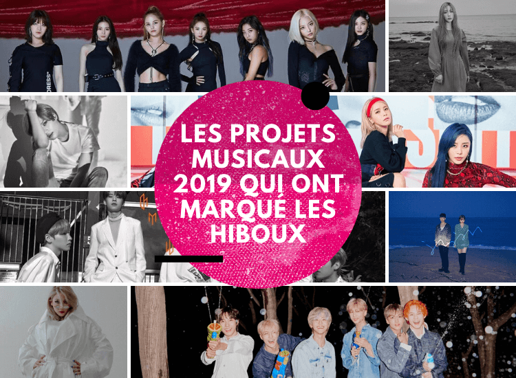 Projets musicaux KMusic 2019