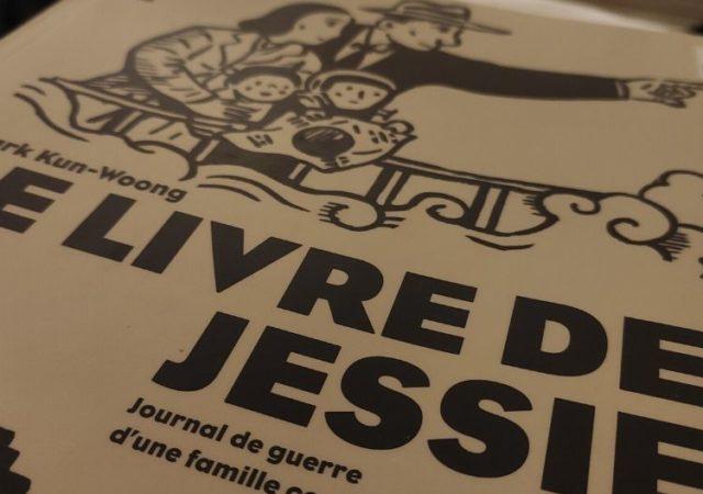 Le livre de Jessie