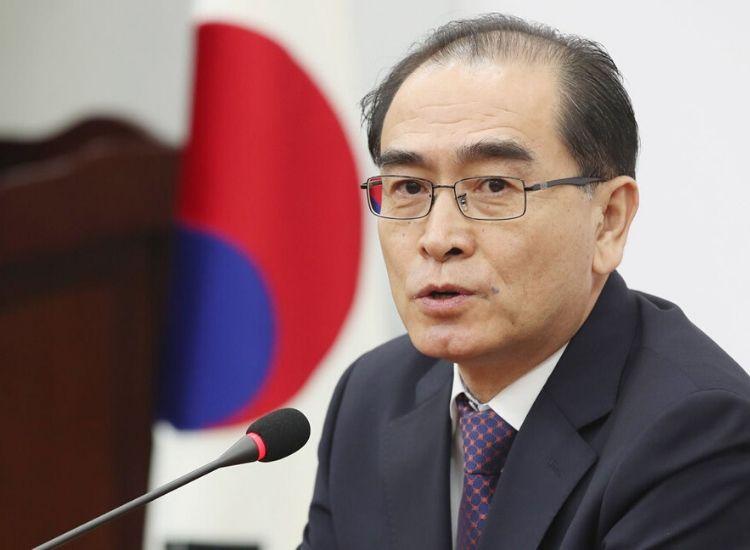 Thae Yong Ho
