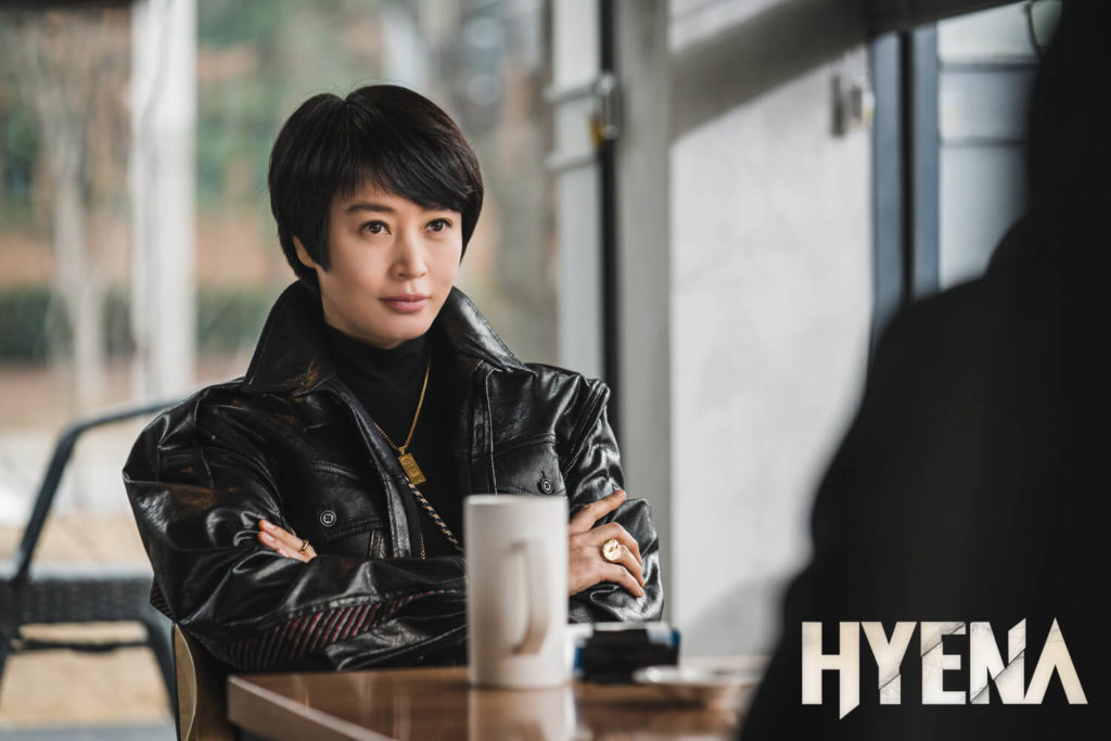 Hyena - Kim Hye Soo
