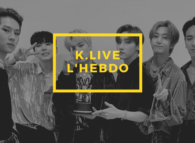 K.Live, l'Hebdo - 09 mars 2020