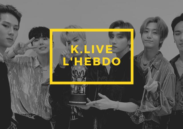 K.Live, l'Hebdo - 16 mars 2020